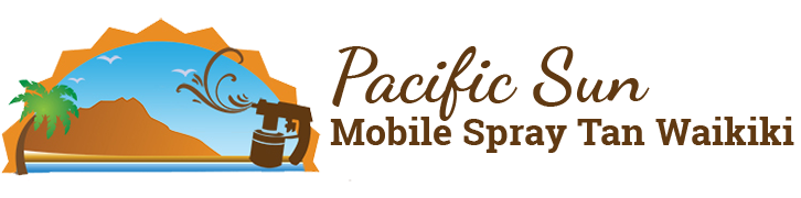 Mobile Spray Tans for Waikiki and all of Oahu